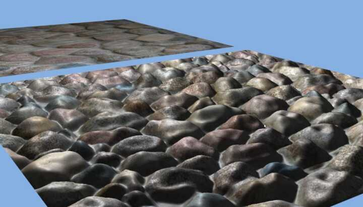 parallax occlusion mapping fs22