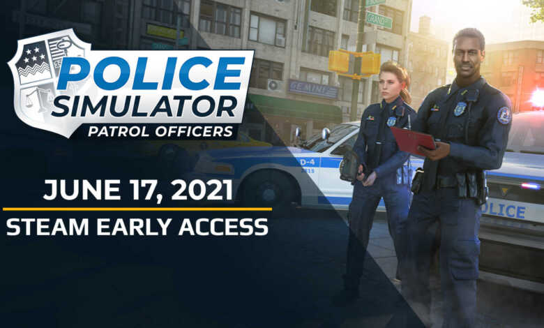 police simulator early access