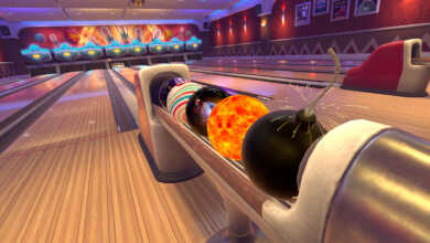 ForeVR Bowling Bomb