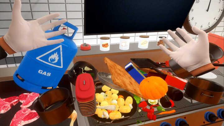 cooking simulator vr 03