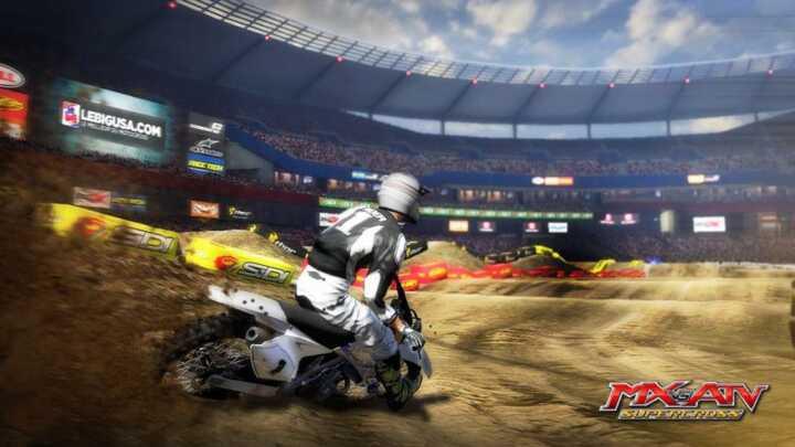 mx vs atv supercross wallpaper 2