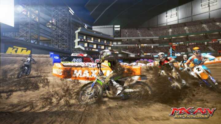 mx vs atv supercross wallpaper 5