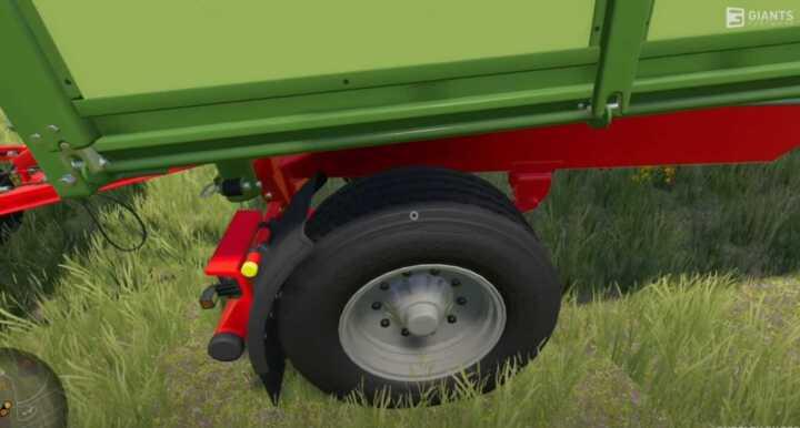 pneus 3d fs22