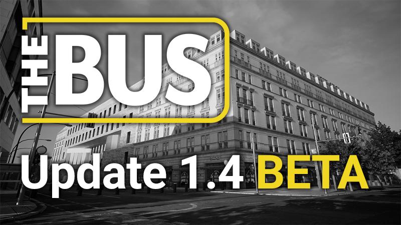 the bus 1 4 beta