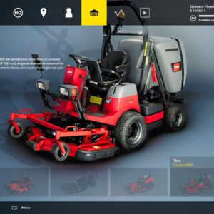 Lawn Mowing simulator 02