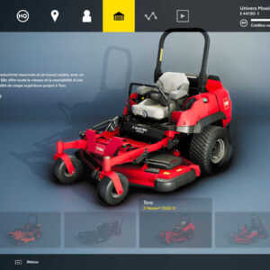 Lawn Mowing simulator 04