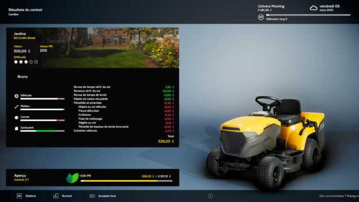 Lawn Mowing simulator 09
