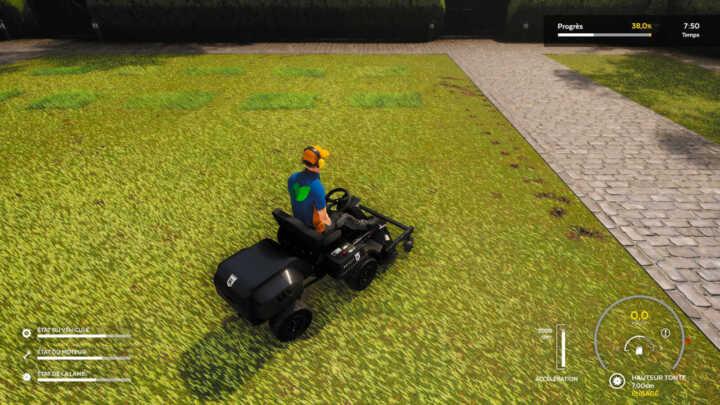 Lawn Mowing simulator 15