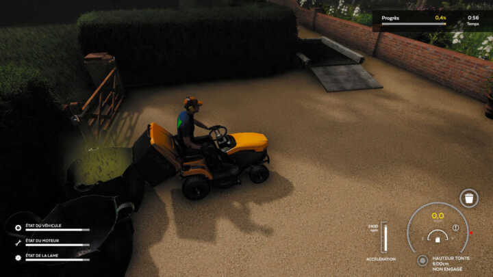 Lawn Mowing simulator 27