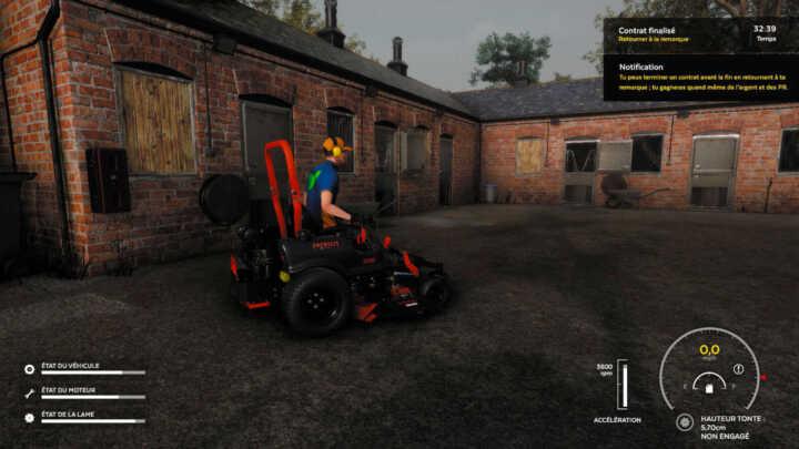 Lawn Mowing simulator 28