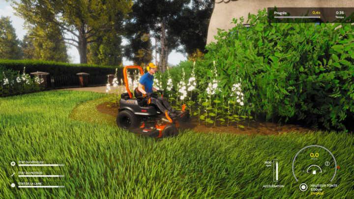 Lawn Mowing simulator 33