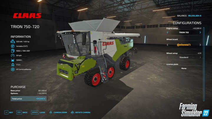 claas trion fs22 03