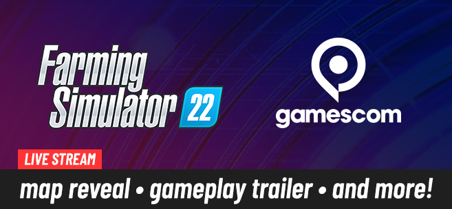 gamescom fs22