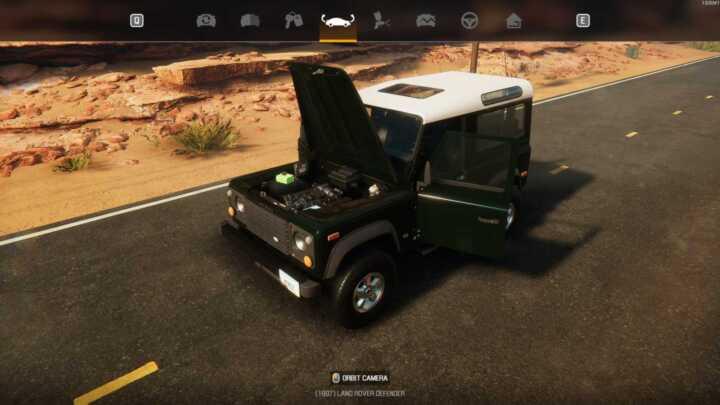 land rover car mech sim 2021