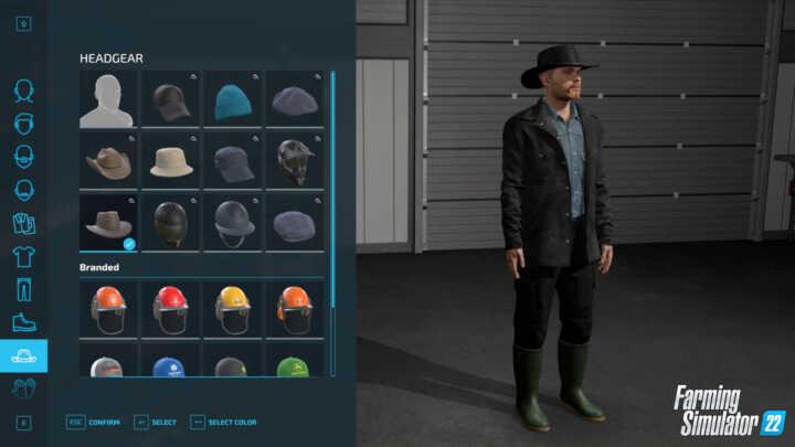 FS22 hat en