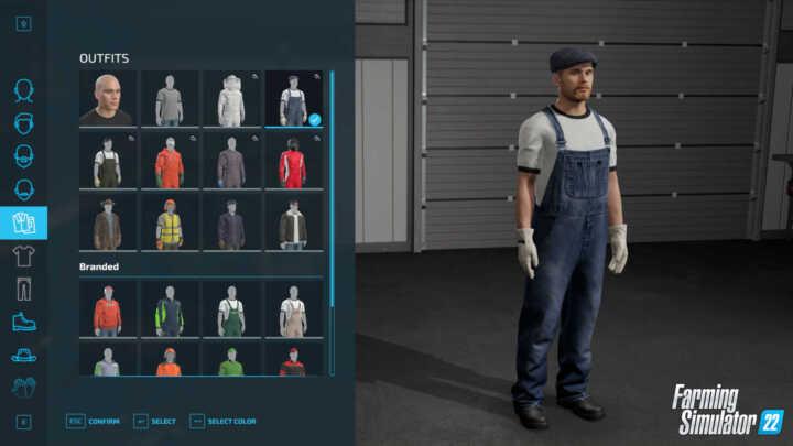 FS22 outfit en