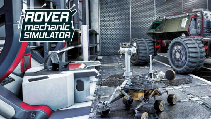 Rover Mechanic Simulator 01