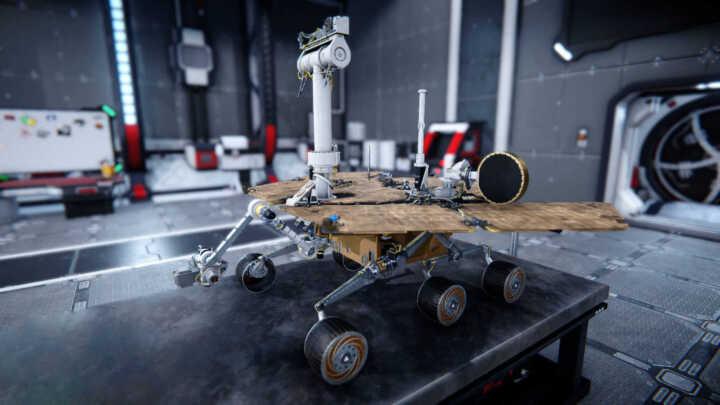 Rover Mechanic Simulator 02