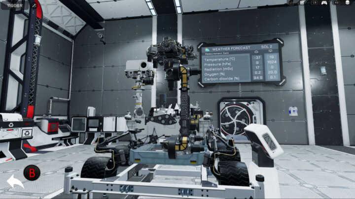 Rover Mechanic Simulator 03