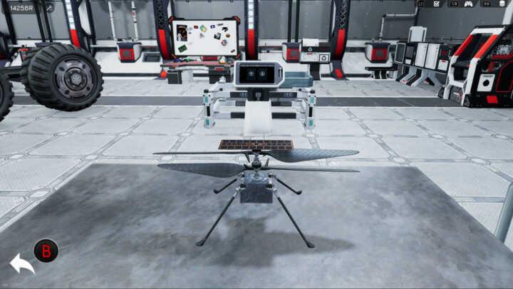 Rover Mechanic Simulator 04