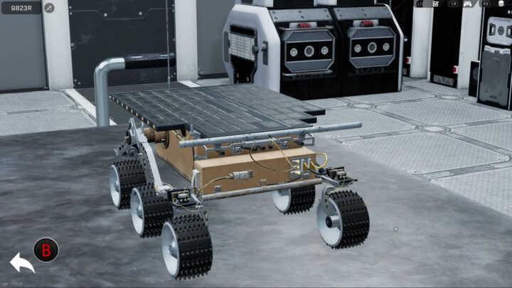 Rover Mechanic Simulator 06