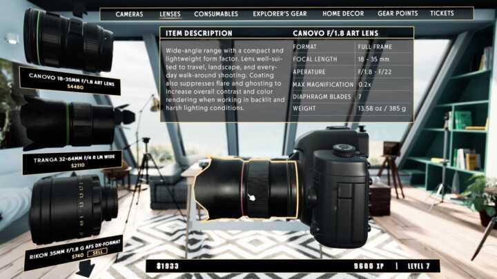 photography simulator 7