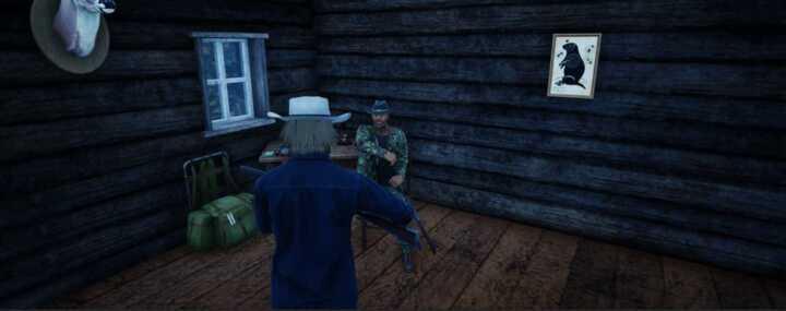 ranch simulator update chasse