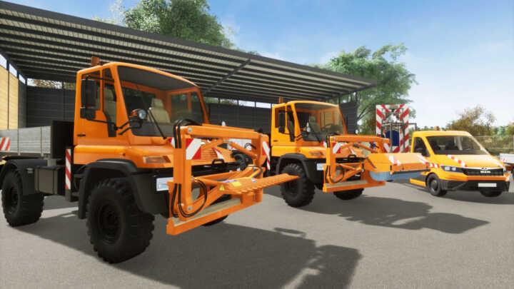 road maintenance simulator