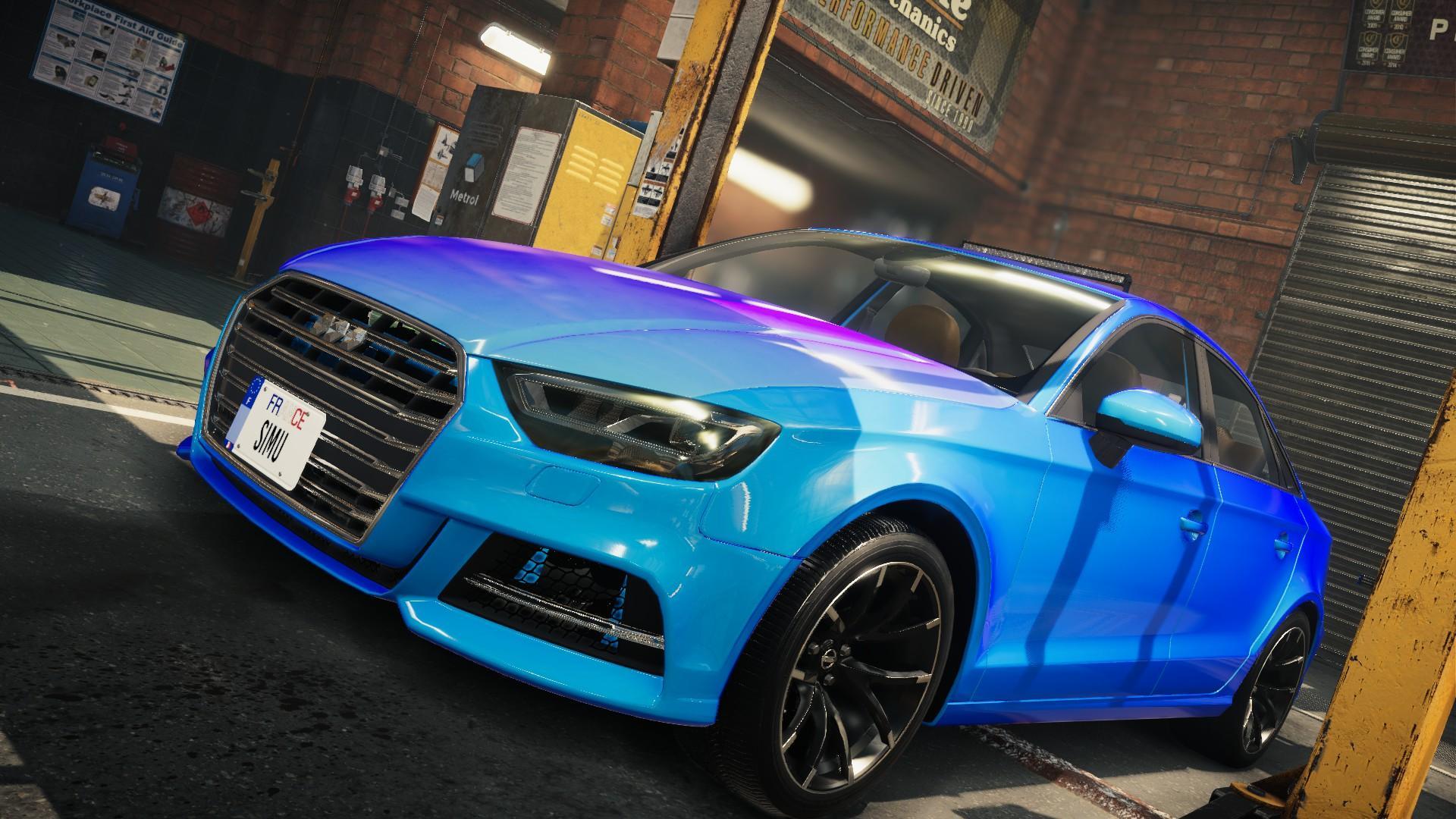 Audi tunning